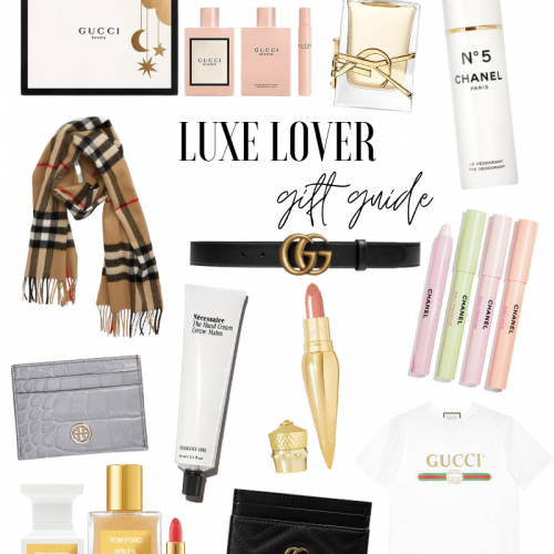 Luxe Love gift Guide